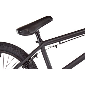 "Stereo Bikes Woofer 20"", sooty matte black"